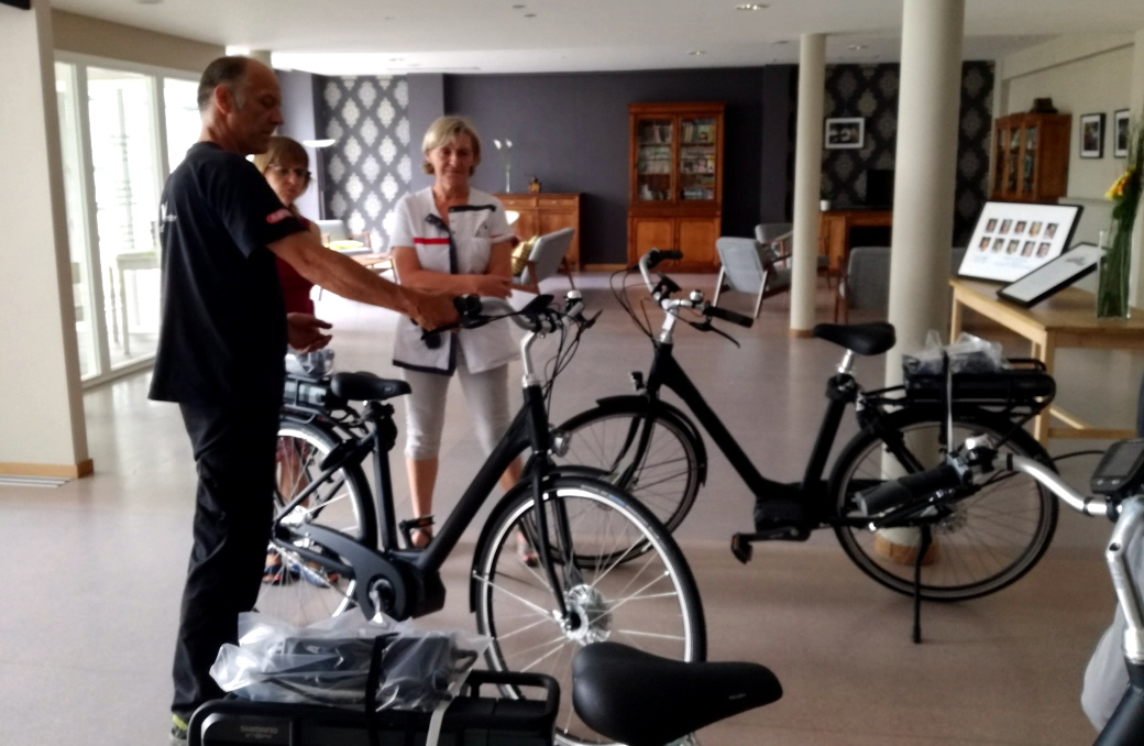 Pendelfonds - fietsen