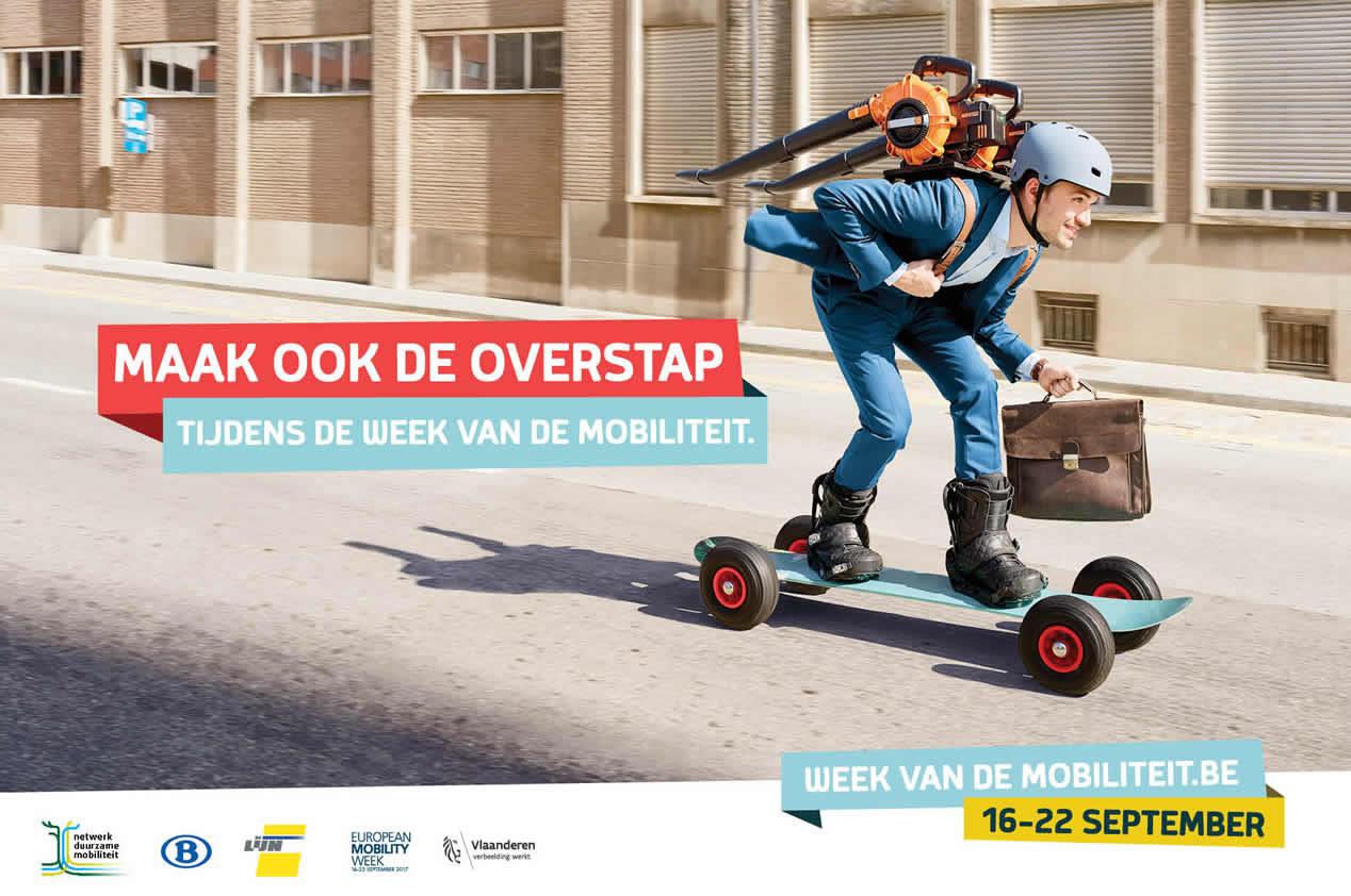 Week van de Mobiliteit - 2017