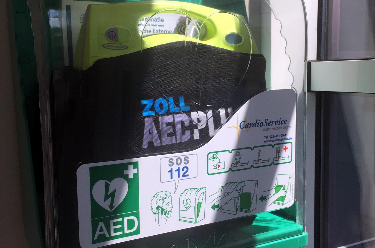 AED-toestel